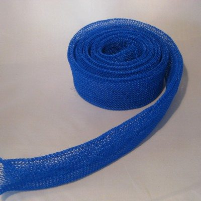 Caging mesh HDPE blue