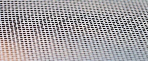 Fijn gaas van polyester