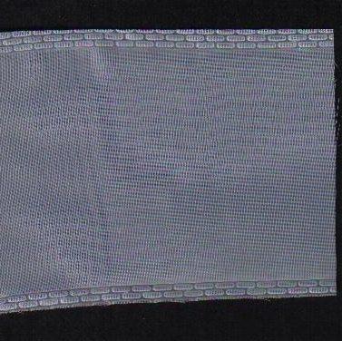 US welded mesh pouche