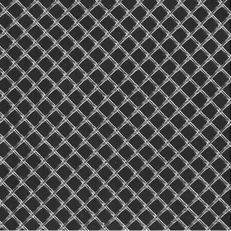 Polypropylene spacer mesh