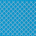 PP 6248 (PP80M) width: 1016 mm, mesh 4 x 4 mm. Length: 100 m., Thickness: 2 mm